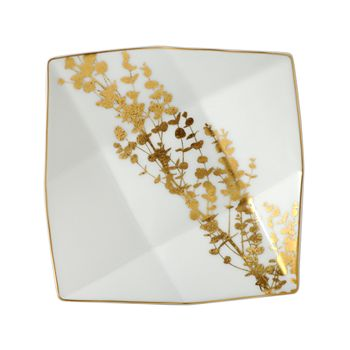 Bernardaud - Vegetal Gold Cavanna Tray
