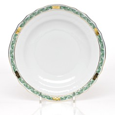Herend Chinese Bouquet Salad Plate, Garland Green - Bloomingdale's_0