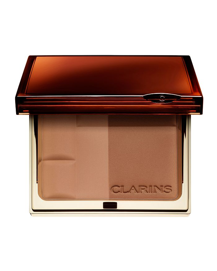 Clarins - Bronzing Duo Mineral Powder Compact SPF 15