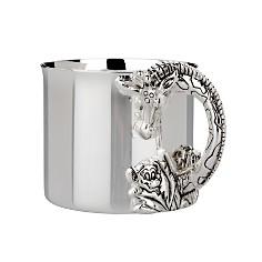 Reed & Barton Silver Plated Safari Giraffe Cup - Bloomingdale's_0