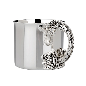 Reed & Barton Silver Plated Safari Giraffe Cup