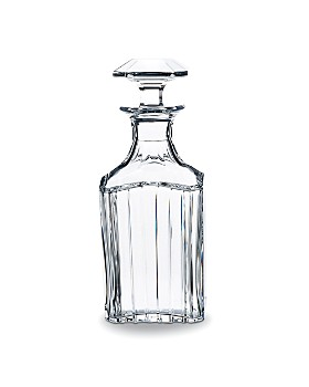 Baccarat - Harmonie Square Whiskey Decanter