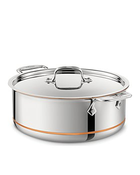 All-Clad - Copper Core Stock Pots