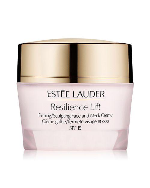 Estée Lauder - Resilience Lift Face & Neck Creme SPF 15