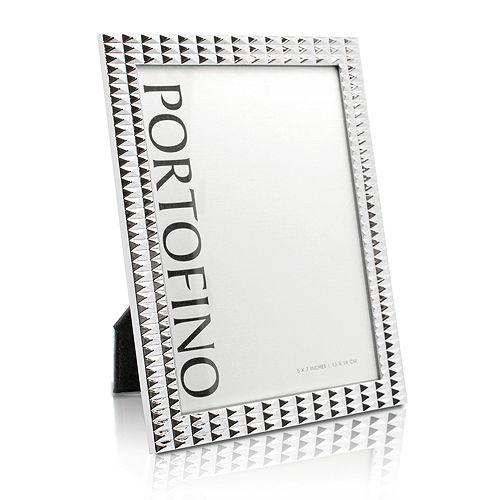 """Argento SC - Argento Silver Mascagni Frame, 4"""" x 6"""""""