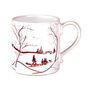 Juliska Country Estate Holiday Mug