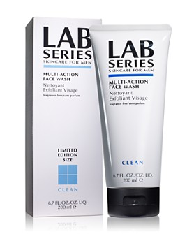 Lab Series Skincare For Men - Multi-Action Face Wash 6.7 oz.