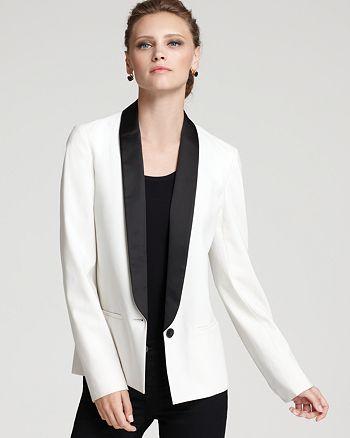 AQUA - New Tuxedo Blazer - 100% Exclusive