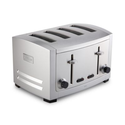 Wolf gourmet 4 slice toaster bloomingdales 39 s for Wolf toaster oven