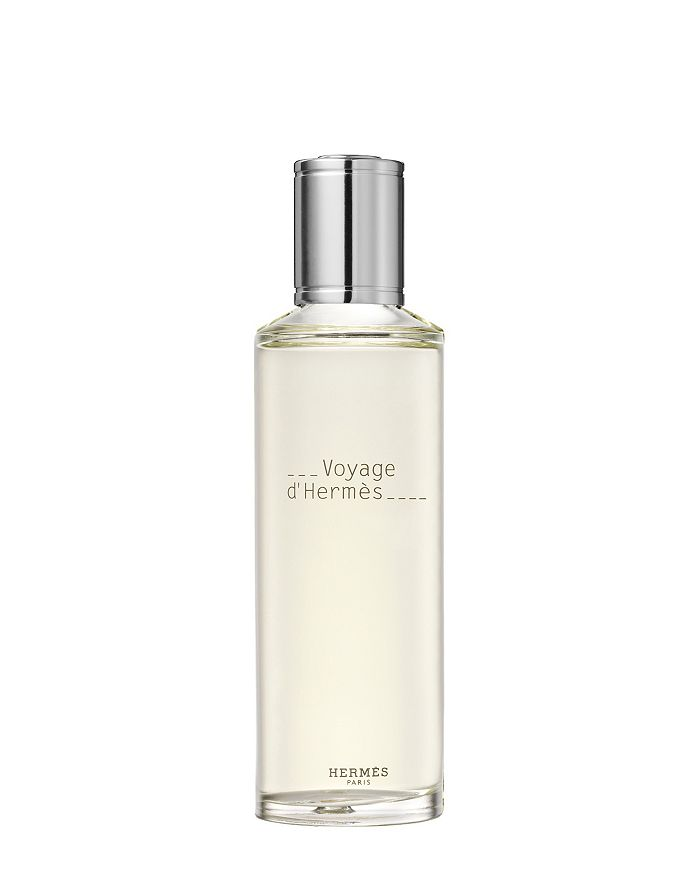 Pre-owned Hermes Voyage D' Pure Perfume Refill 4.2 Oz.