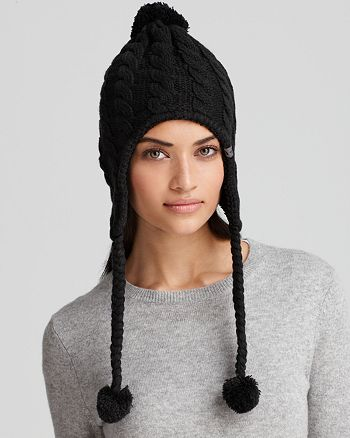80d8a40c2 The North Face® Fuzzy Earflap Beanie | Bloomingdale's