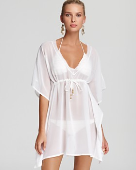 Echo - Solid Silky Butterfly Cover-Up