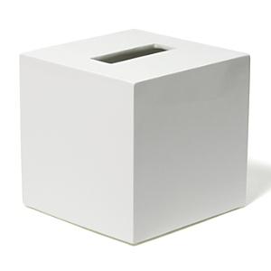 Jonathan Adler Lacquer Bath Tissue Box