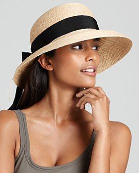 Helen Kaminski - Newport Classic Standard Raffia Hat