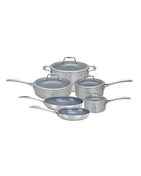 Zwilling J.A. Henckels - Zwilling J.A. Henckels Spirit 10-Piece Cooking Set