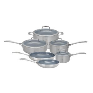 Zwilling J.a. Henckels Spirit 10-Piece Cooking Set