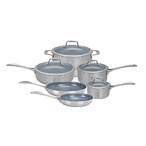 Zwilling J.a. Henckels Spirit 10-Piece Cooking Set