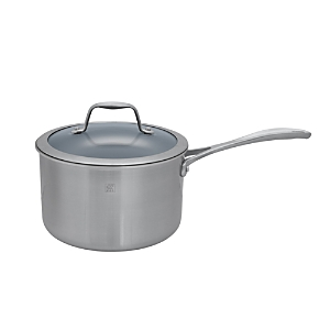 Zwilling J.a. Henckels Spirit 4-quart Saucepan With Lid In Stainless Steel