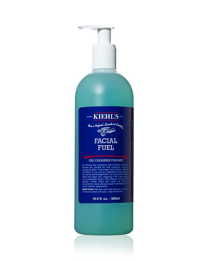 Kiehl's Since 1851 Face washes 1851 FACIAL FUEL ENERGIZING FACE WASH 16.9 OZ.