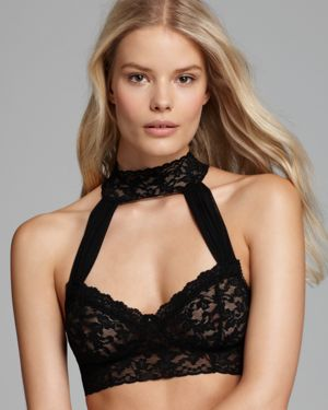 Hanky Panky After Midnight Retro Lace Bralette