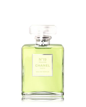 CHANEL - N°19 POUDRÉ Eau de Parfum Spray 3.4 oz.
