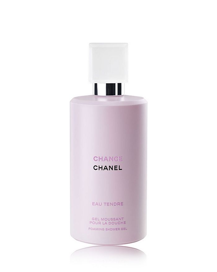CHANEL - CHANCE EAU TENDRE Foaming Shower Gel 6.8 oz.