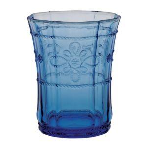 Juliska Colette Hand Pressed Glass Small Beverage