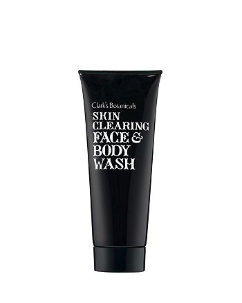 Clarks Botanicals - Skin Clearing Face & Body Wash