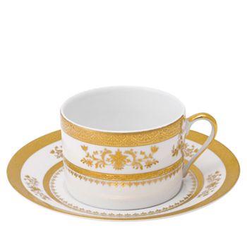 Philippe Deshoulieres - Orsay White Tea Saucer