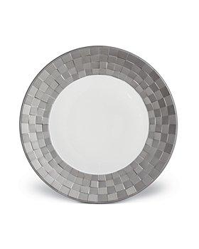 L'Objet - Byzanteum Platinum Dinnerware