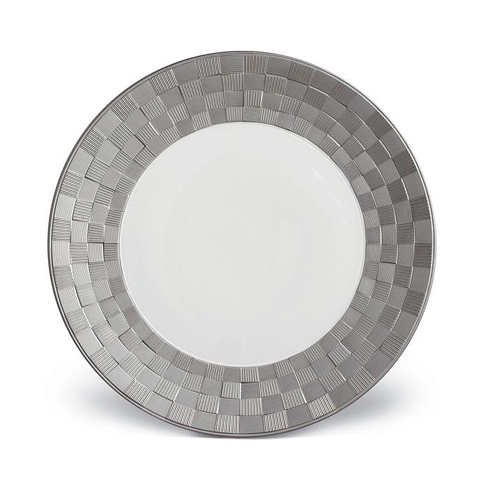 L'Objet - Byzanteum Platinum Dinner Plate
