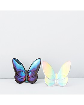 Baccarat - Baccarat Lucky Butterfly, Iridescent