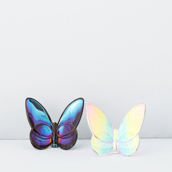 Baccarat - Lucky Butterfly, Iridescent