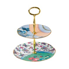 Wedgwood Butterfly Bloom 2-Tier Cake Stand - Bloomingdale's_0