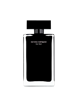 narciso rodriguez female narciso rodriguez for her eau de toilette 33 oz