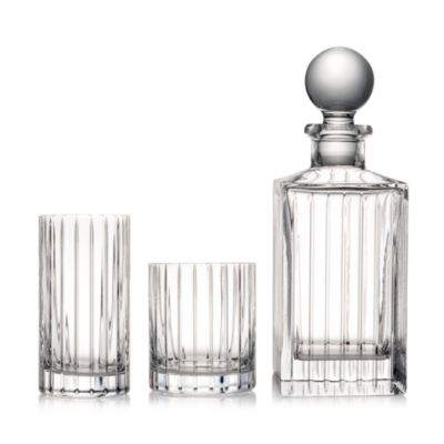 Avenue Double Old-Fashioned Glasses, Set of 2