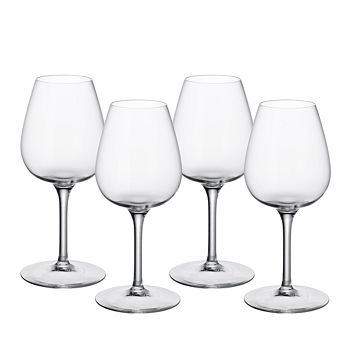 Villeroy & Boch - Purismo Dessert Wine Glass, Set of 4