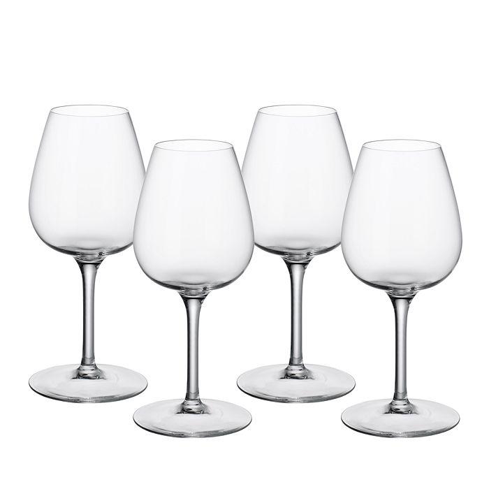 Villeroy & Boch - Purismo Dessert Wine Glass, Set of 4