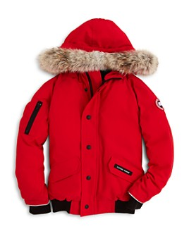 Canada Goose - Unisex Rundle Bomber - Little Kid, Big Kid