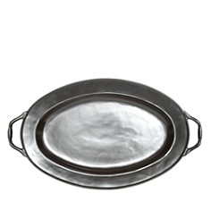 "Juliska Pewter Stoneware Turkey Platter, 23.5"" - Bloomingdale's Registry_0"