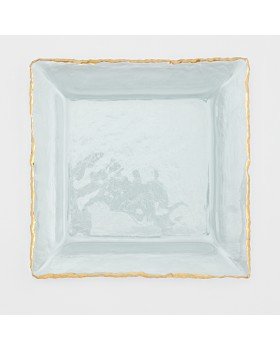 Annieglass - Edgey Square Platter