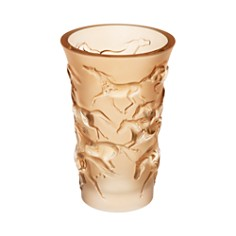 Lalique Mustang Vase - Bloomingdale's_0