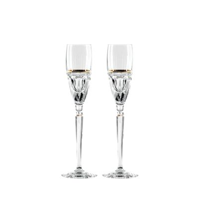 Waterford elegance champagne belle coupe glass pair bloomingdales 39 s - Waterford champagne coupe ...