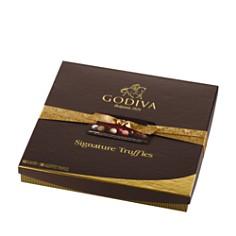 Godiva® 36 Piece Signature Truffles Gift Box - Bloomingdale's_0
