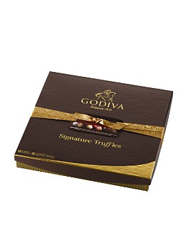 Godiva® - Godiva® 36 Piece Signature Truffles Gift Box
