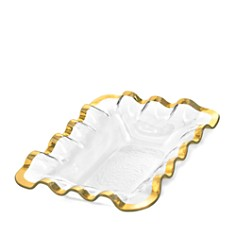 Annieglass Ruffle Bread Basket - Bloomingdale's Registry_0