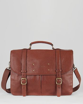 Ted Baker - Nubran Grained Leather Briefcase
