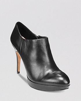 VINCE CAMUTO - Platform Booties - Elvin High-Heel