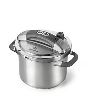 Calphalon - 6-Quart Stainless Steel Pressure Cooker