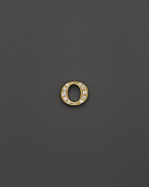 Click here for Meira T 14K Yellow Gold and Diamond O Single Stud... prices